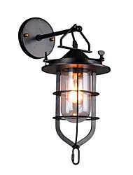 The Designer's Lamp Loft2RH American Country Vintage Industrial Wind Pastoral Dining Room Bar Dock Wall