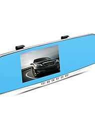 à double enregistreur de lentille 12 millions haute définition miroir de vision de la conduite de nuit enregistreur