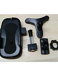 o carro aberturas de telefone celular suporte de braçadeira titular / 360 tipo rotativo tomada de telefone veículo móvel / telefone