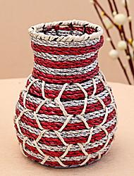 Rattan Vase Flower Basket Flower Ware Home Furnishing Ornaments Placed Ornaments