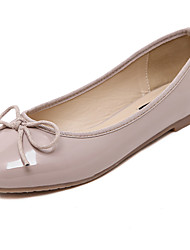 Women's Flats Spring / Summer / Fall Round Toe / Closed Toe / Flats  Casual Flat Heel Bowknot Walking