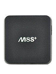 M8S  TVBOX S905android tv HD Network Player TV Box 64 5.1 Operating System