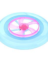 7 cores berrantes UFO do frisbee brinquedos