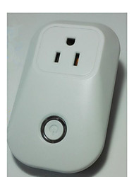 Justit A Fil Others Intelligent socket Blanc