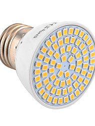 7W E26/E27 Spot LED MR16 72 SMD 2835 600-700 lm Blanc Chaud / Blanc Froid Décorative 9-30 V 1 pièce