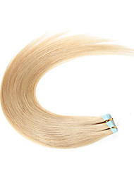 Tape Wefts Human Hair Extensions 16-24 20pcs/pack Seamless Pu Skin Weft Brazilian Remy New Hair Products