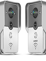 Visual Doorbell Video Intercom Doorbell Doorbell Induction Anti-Theft Intelligent WIFI