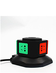 New Nishigami New National Standard Vertical Socket With Usb Multi-Function Power Outlet