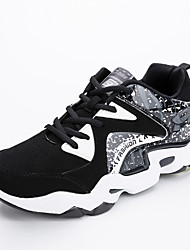 Men's Athletic Shoes Spring / Summer / Fall / Winter Flats Suede Athletic / Casual Flat Heel Lace-up Basketball
