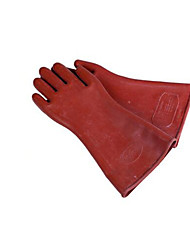 12KV Insulated Rubber Protective Gloves