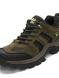 Men's Athletic Shoes Spring / Fall / Winter Work & Safety / Round Toe Suede / Tulle Outdoor Sport / Athletic Hiking