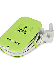 With USB Plug-In Portable USB Universal Charge