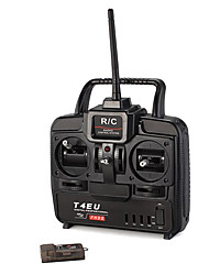 2.4GHz 4CH T4EU Channel Digital Radio Control Transmitter FHSS Airplane Hot