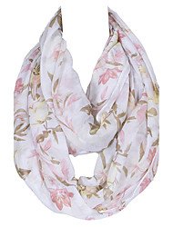 The Latest European And American Fashion Women Polyester Scarf,Vintage / Cute / Party / Casual