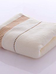 Yukang1pc Wash Towel Pack Pure-Color Design 100% Cotton Wash Towel