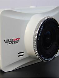 3-дюймовый сплава цинка оболочки автомобиля рекордер зеркальная камера рекордер