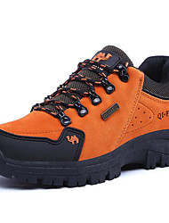 Unisex Athletic Shoes Spring / Summer / Fall / Winter Closed Toe Suede Outdoor Flat Heel Lace-up  Hiking