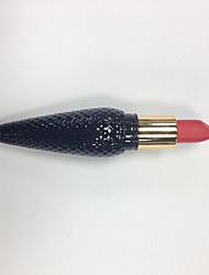 rouge à lèvres baume mouillé rouge naturel