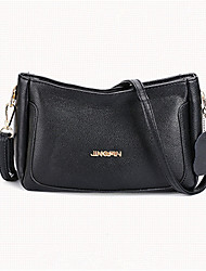 Women PU Casual Shoulder Bag