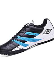 Femme-Sport-Noir / Bleu / Vert-Talon Plat-Confort-Chaussures d'Athlétisme-Polyuréthane