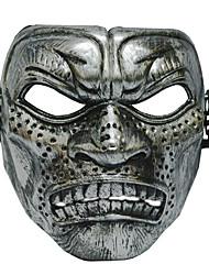 máscara de filme fantasma 1pc para o dia das bruxas traje do partido cor aleatória