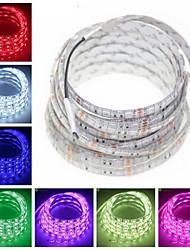z®zdm 5m 72w 300x5050smd warmes / grün / blau / rosa / gelb / rot / weißen Streifen Lampe LED (12 V DC)