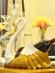 Garrafeira Revestido a Porcelana,36*21*23CM Vinho Acessórios