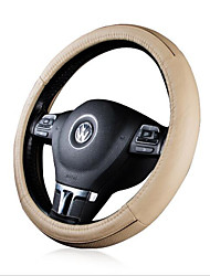 Steering Wheel Cover Leather Sets Of Automotive Interior Supplies