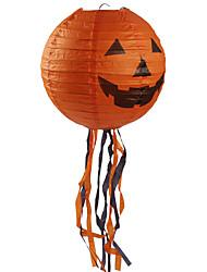 Plus d'accessoires / Pour Halloween Violet / Blanc / Noir / Orange Papier Accessoires de cosplay Halloween / Carnaval / Nouvel an