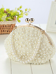 Women Imitation Pearl Formal / Casual / Event/Party / Wedding Evening Bag