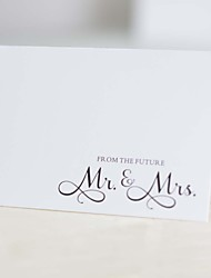 The wedding gifts Top Fold Wedding Invitations Engagement Party Cards / Invitation Sample / Invitations Sets / Greeting Cards-25 Piece/Set