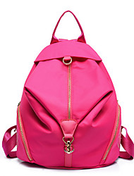 Women Nylon Casual School Bag