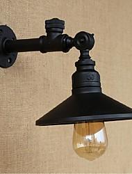 AC 220-240 40 e27 деревенский / домик живопись функция для лампочки включены, окружающее освещение настенные бра настенный светильник