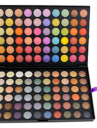 120 Eyeshadow Palette Matte / Shimmer Eyeshadow palette Cream Large Daily Makeup 120-3#