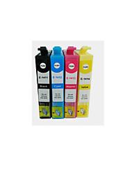 compatível com Epson me escritório 360 / 80w / 700fw / 600f de tinta de impressora cartuchos c / m / y / k