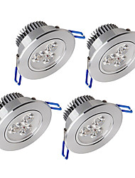 LED Downlights Warm White / Cool White / Natural White LED 4 pcs