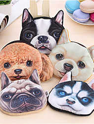 Pet Dog Design Change Purse