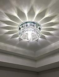 Plafonniers Cristal LED Style mini Ampoule incluse 1 pièce