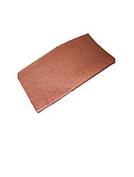 nota 20 um pacote de 60 * 59 centímetros de cor burgundytang de flores Ramalhete papel de embrulho