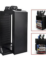 PS4 Multifunctional Storage Stand, Charging Station With PS4 Game Controller