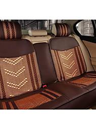 De alta qualidade versão tridimensional do carro de gelo fresco amortecer cinco anti-skid almofada do assento de carro