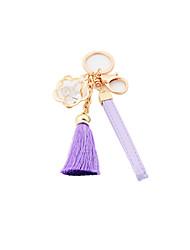 Tassel Car Accessories (Note CHY-3541 Purple)