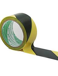 (Anmerkung Paket 2 schwarz und gelb Größe 18m * 4.8cm *) Warnband