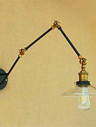 AC 110-130 / AC 220-240 40W E26/E27 Rustique/Campagnard / Rustique Chromé Fonctionnalité for Ampoule incluse,Eclairage d'ambiance