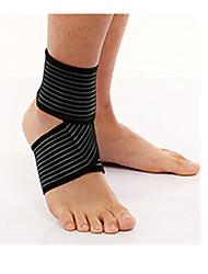 apoio do tornozelo esportes bandage enrolamento apoio do tornozelo