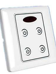 The Intelligent Infrared High-Power Four-Way Remote Switch Panel