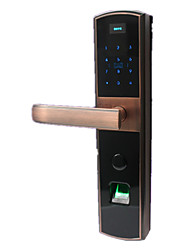 Stolen Special Fingerprint Door Combination Lock