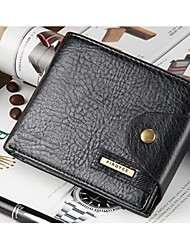 Men PU Professioanl Use Wallet
