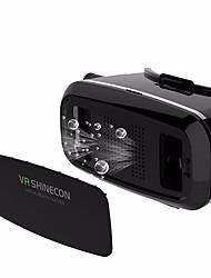 Virtual Reality Headset VR Shinecon 3D Movie Game Glasses for Smartphone whi Bluetooth Remote Gamepad