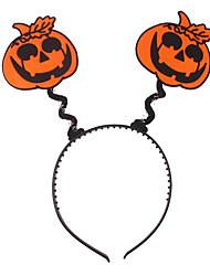Halloween Cosplay Accessories Carnival  Children's Day New Year Vampire Bats Pumpkin Witch Headband